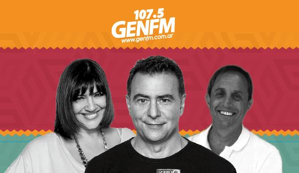 Gen 107.5 FM